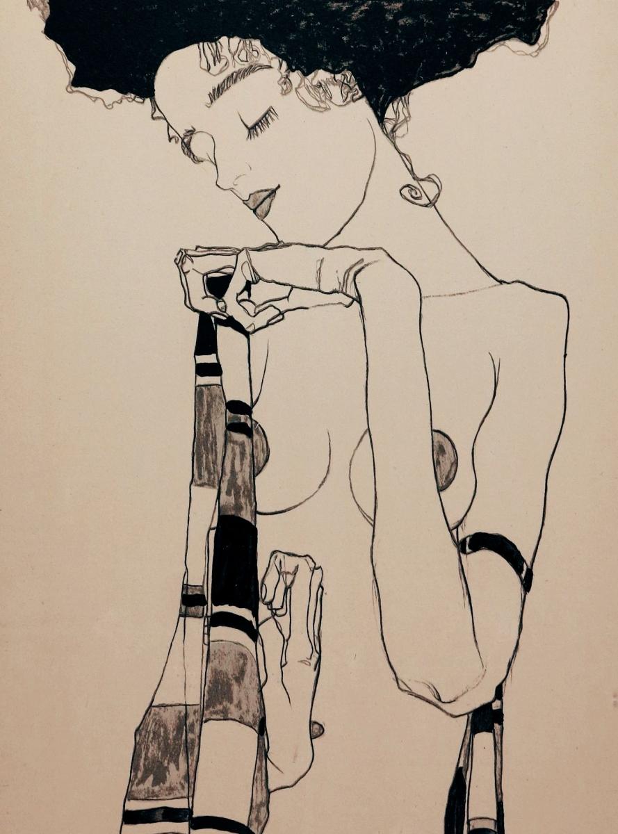 Egon Schiele: La película biográfica que no puedes dejar de ver