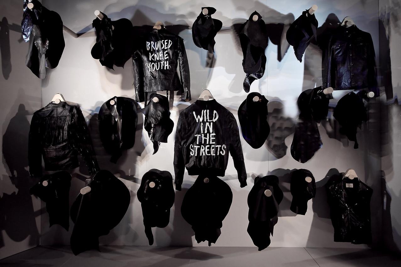 Selfridges, mejor vitrina en color negro