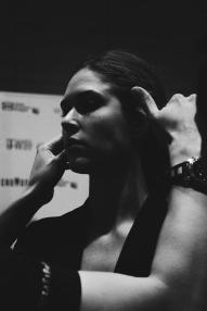 Backstage Performance Marroquinería. Fotografía Mateo Navarro.