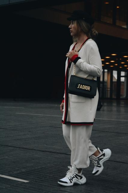 Paulina Restrepo @ Louis Vuitton, Dior