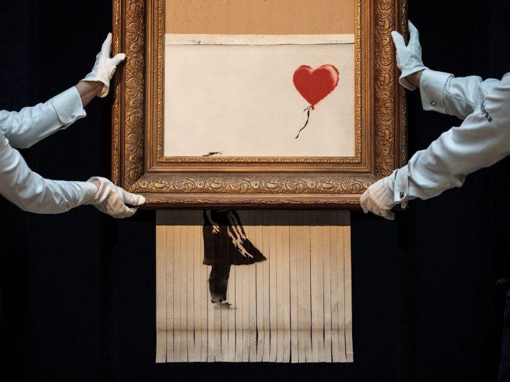 Jenny-Saville-contra-Banksy