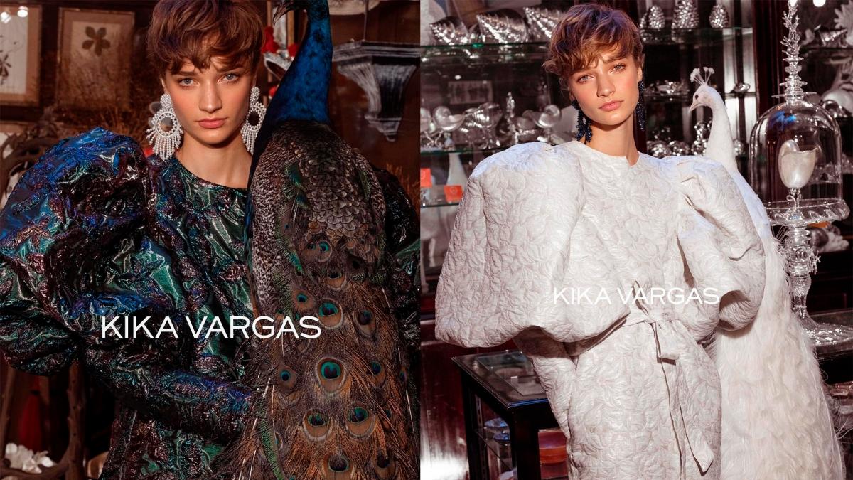 La primera edición del LAFS lleva por seudónimo 'Kika Vargas'