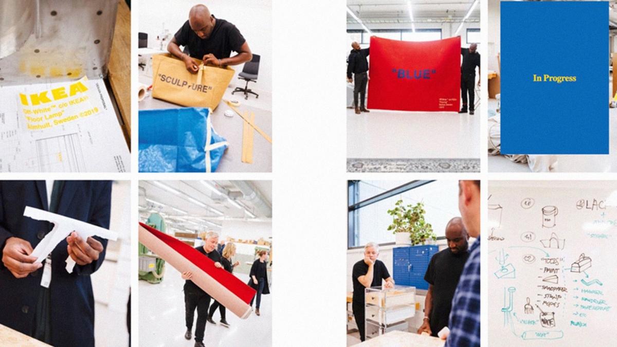 Ya está completa la colección IKEA x Virgil Abloh, y estos son sus precios