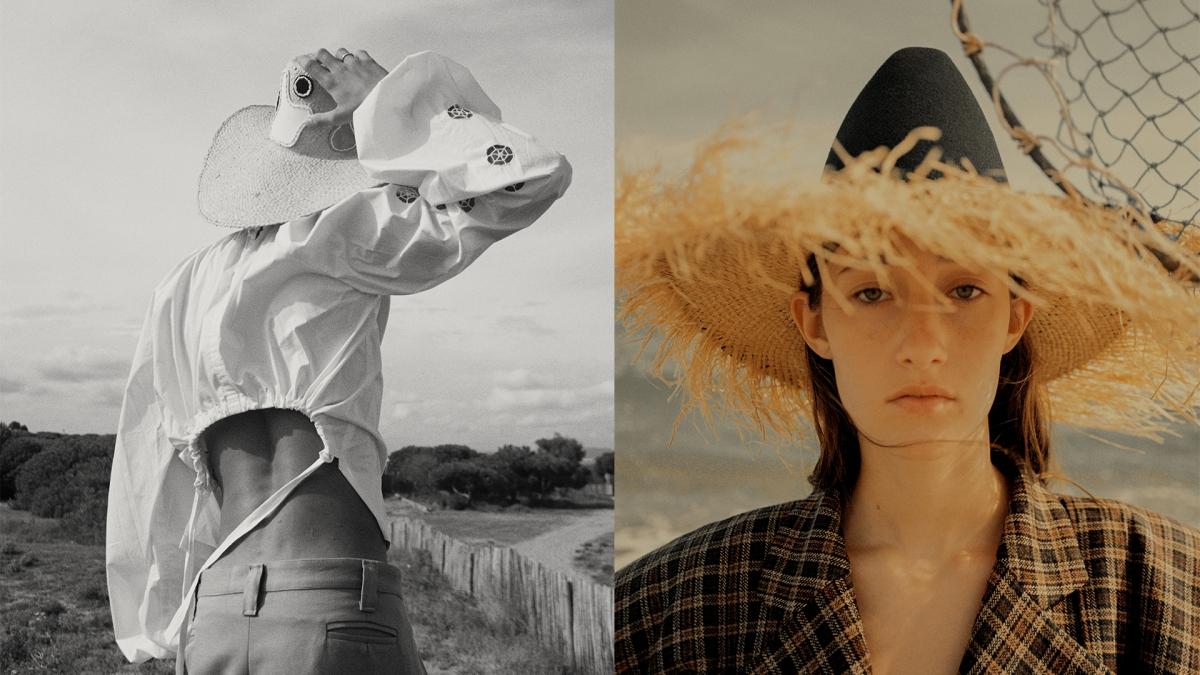 El laboratorio que hace de los sombreros verdaderas piezas de arte