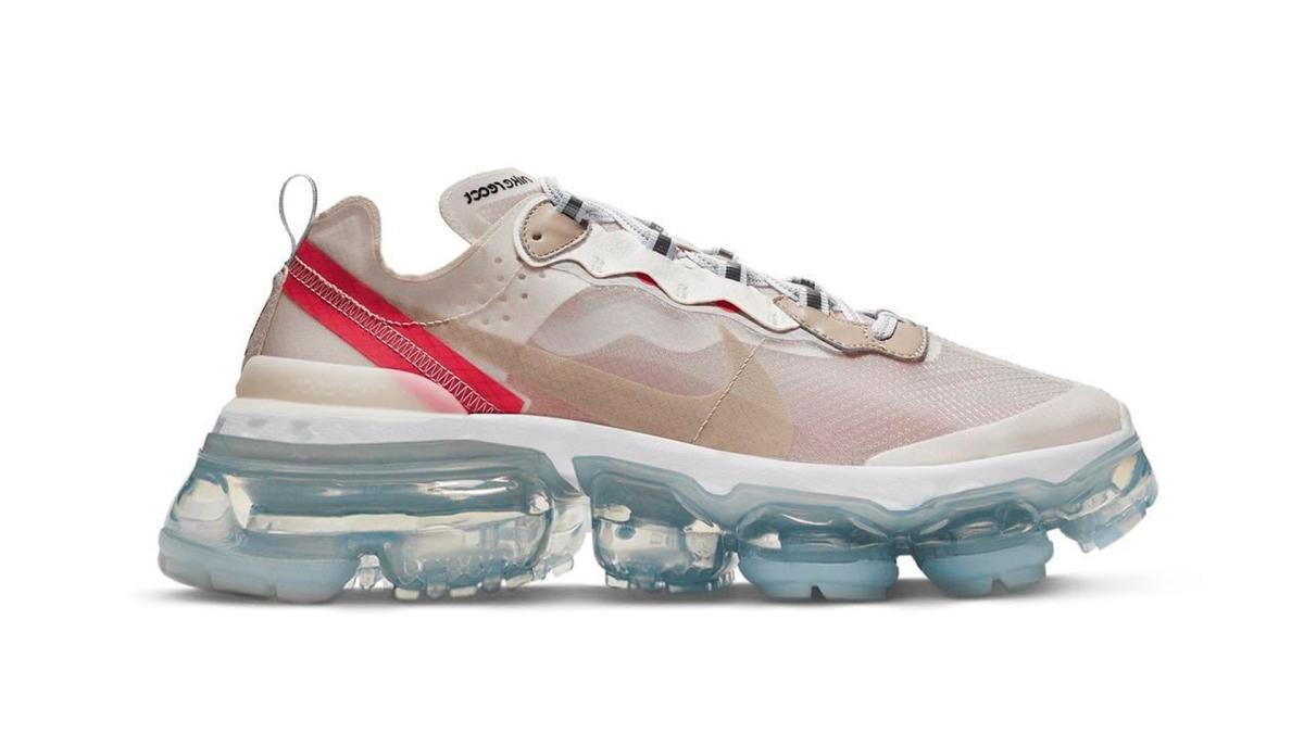 Llevando las 'Ugly Sneakers' a un nuevo (y excéntrico) nivel