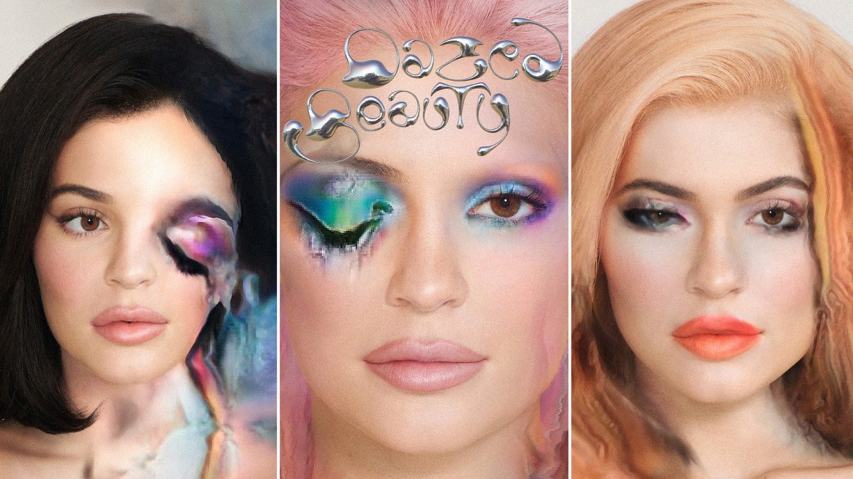 Kylie Jenner protagoniza la portada de Dazed Beauty